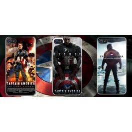 Coques iPhone 4 et 4S Captain America
