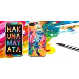 Coque iPhone 4 et 4S Hakuna Matata