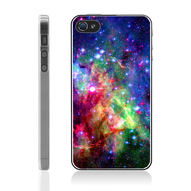 Coque iPhone 5 et 5S Galaxie - Mobile-Store