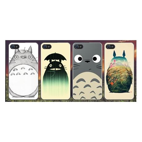 Coque iPhone 4 et 4s Totoro - Mobile-Store