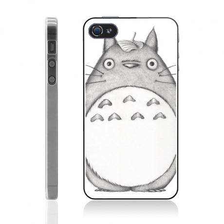 coque iphone 4 totoro silicon