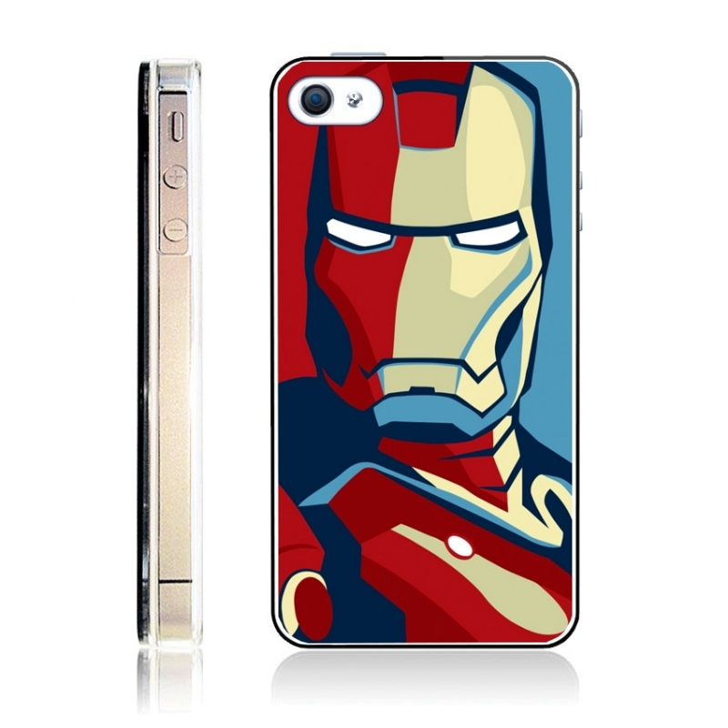 coque iphone 5 ironman