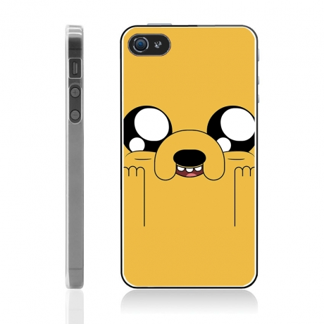 Coque iPhone 5 et 5S Jake Adventure Time - Mobile-Store
