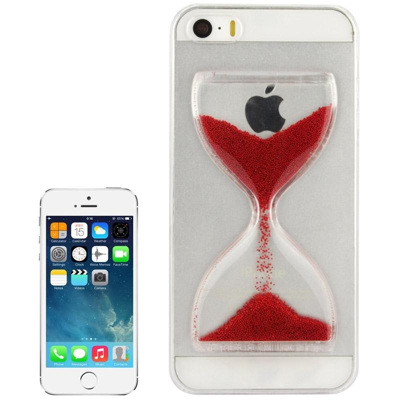 Coque iPhone 5 et 5S Sablier - Mobile-Store