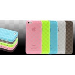 Coque iPhone 5 et 5S Damier